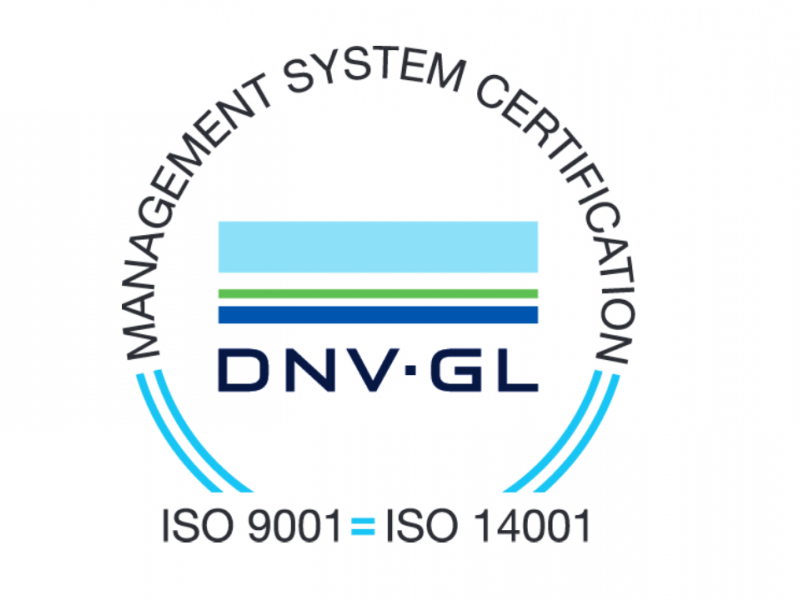 ISO-9001 and ISO-14001: quality and environment first!