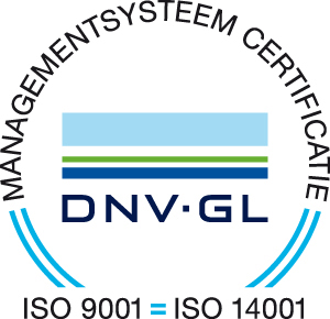 ISO9001 ISO14001 DNV GL RGB